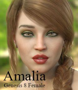 Amalia for Genesis 8 Female