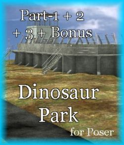 NM Dinosaur Park Bundle