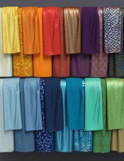 4K Fabric Shader Presets 1 for Iray