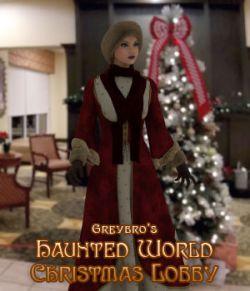 Greybro's Haunted World - Christmas Lobby HDRI