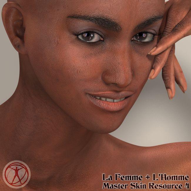 La Femme + L'Homme - Master Skin Resource 4