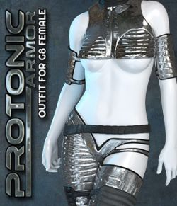 Exnem Protonic Armor for G8 Female