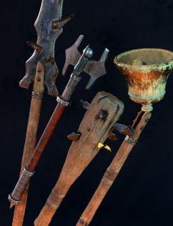 Brutal Weapons for Ogre HD