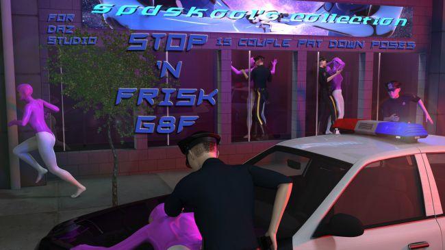 Stop 'n Frisk G8F