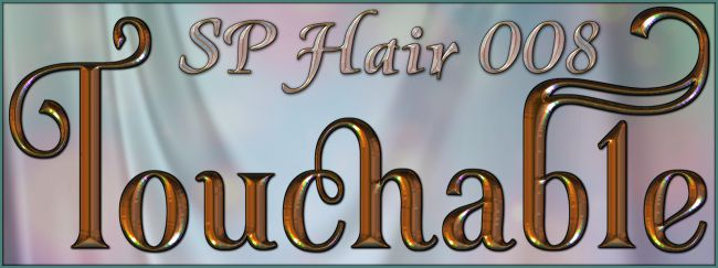 Touchable SP Hair 008