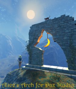Alice's Arch  for for Daz Studio