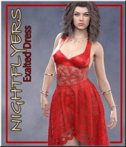 Nightflyers - Exalted Dress