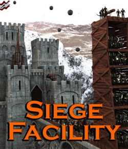 Siege Facility for DS Iray