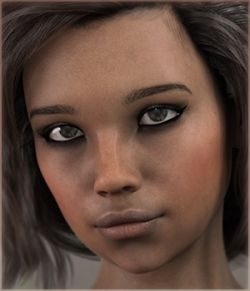 TDT-Rebecca for Genesis 8 Female