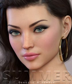 Summer For Genesis 8 Female
