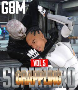 SuperHero Grappling for G8M Volume 5