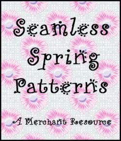 Seamless Spring Patterns