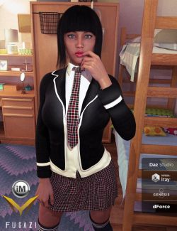 FG Dorm Outfit
