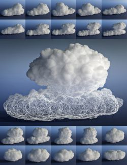HD Volumetric Clouds