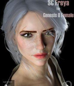 SC Freya for Genesis 8 Female