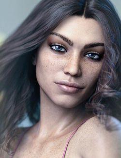 Effie HD For Genesis 8 Female