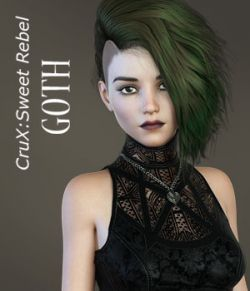 CruX Sweet Rebel: Goth