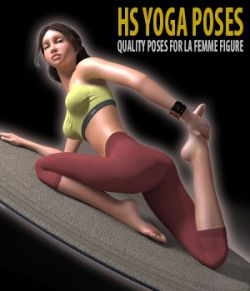 Yoga - 30 Quality Poses For La Femme