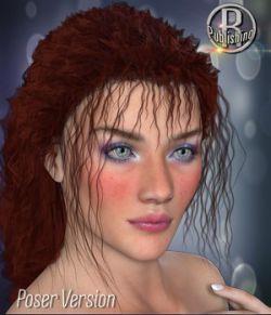 Carolina Hair V4 M4 and La Femme and L'Homme- Poser