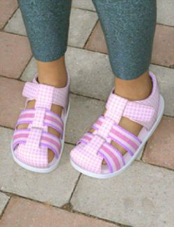 PreT Girls Sandals