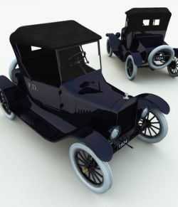 1924 Model T Runabout for Poser