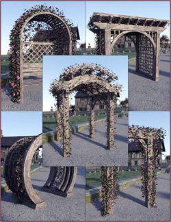 Garden Arches Vol 2