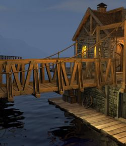 Sbridge for for Daz Studio