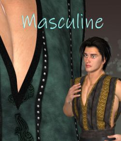 DA-Masculine for LooseShirt for LHomme