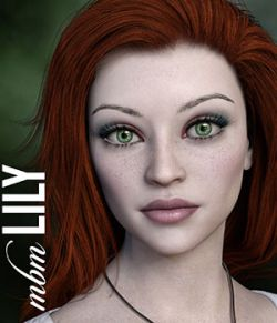 MbM Lily for Genesis 3 and 8 Female