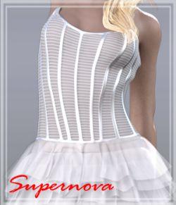 dForce-Wedding Dress For G8F