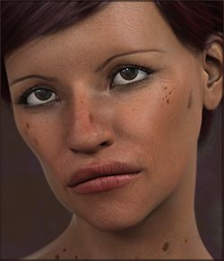 TDT-Malika for Genesis 8 Female