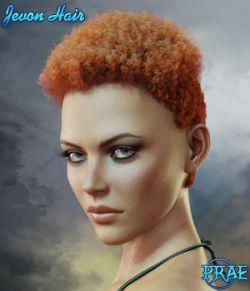 prae-Jevon Hair G8 Daz
