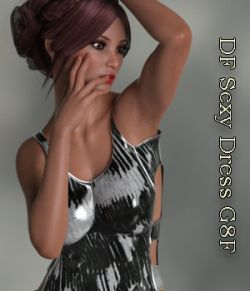 Dforce Sexy Dress G8F