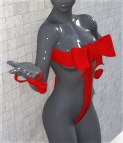 Ribbon Outfit for Genesis 8 Female