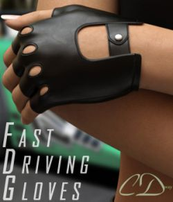 Fast Driving Gloves