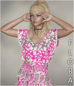 Flora for Julie Outfit