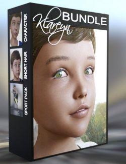 Klareyn Bundle for Genesis 8 Female(s)
