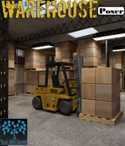 Warehouse for Poser