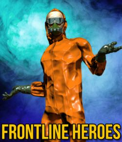 Frontline Heroes For M4