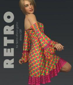 Retro for Nelmi Dforce Gothic Dress
