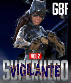 SuperHero Vigilante for G8F Volume 2