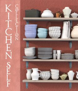 Kitchen Shelf Collection