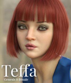 Teffa for Genesis 8 Female