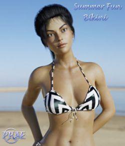 Prae-Summer Fun Bikini G8F Daz