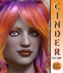 SB Cinder for G8F- IRAY Only