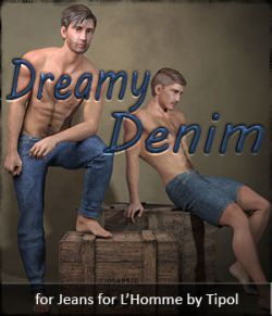 Dreamy Denim for L'Homme