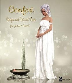 Comfort: Unique and Natural Poses for G8F