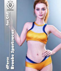 JMR dForce Brooke Sportswear for G8F