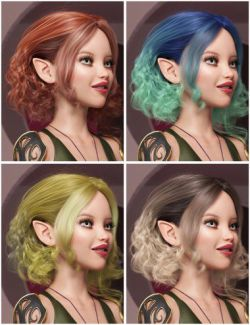 Texture Expansion for Bendine Hair