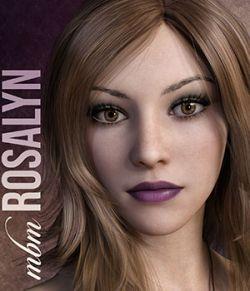 MbM Rosalyn for Genesis 3 & 8 Female